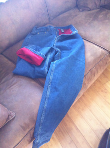 CRAFTSMAN INSULATED JEANS
