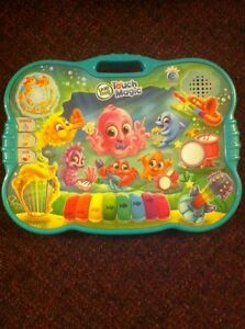 Leap frog touch magic composer
