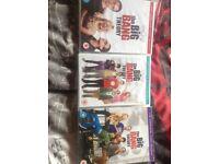 The Big Bang theory DVDs