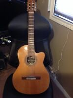 Gianinni classical guitar