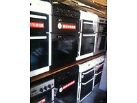 Dual fuel cookers new PRP £329 we sale for £199