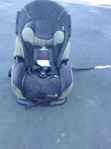 Safety First Alpha Omega 3-1 Car Seat - Converts To Booster.