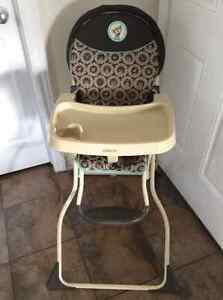 buy or sell feeding high chairs in ottawa gatineau area baby items kijiji classifieds. Black Bedroom Furniture Sets. Home Design Ideas