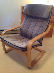 IKEA BENTWOOD ARMCHAIR- EXTREMELY COMFORTABLE