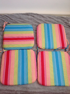 Brand new outdoor seat cushions