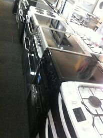 Freestanding cookers sale on today warranty included 50/55/60cm cookers cheap prices
