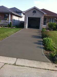 CALL APPROVED CONCRETE FOR A FREE ESTIMATE London Ontario image 7