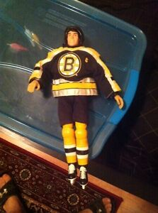 Ray bourque doll  Kitchener / Waterloo Kitchener Area image 1