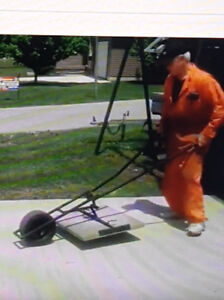 Patio Stone Lifter/Mover