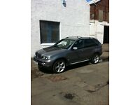 Bmw x5 30d sport auto 6 speed facelift model