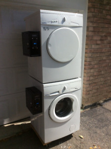 Washer and dryer coin timer box co-op timer