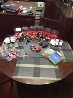 Disney Infinity characters lot with discs and more!