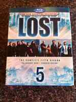 Lost - Season 5 on Blueray