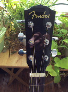 New Fender Acoustic CD- 60