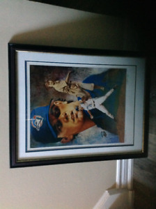 Blue Jays Fans! Limited Edition Print of Pat Hentgen (93/100)