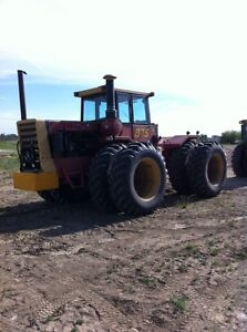 875 versatile 4wd tractor for sale