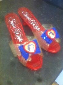 Snow White Dress-up Shoes