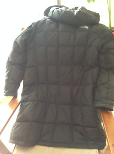 North Face Down Jacket Ladies Small