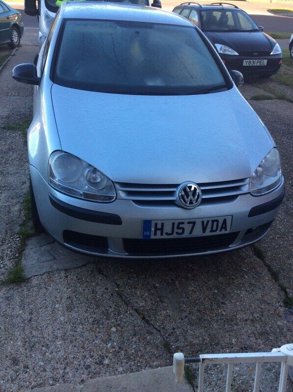 V w golf 2 litre hdi on the 83000 miles