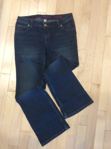 Brand New Lands End Girl Size 10 Plus Jeans
