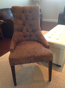 Pier 1 Import Hourglass Dining Chair