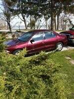 2002 Cavalier for sale