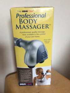 Professional body massager by Obusforme