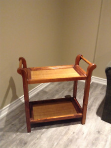 Side Serving Table