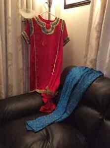 indian or pakistani  dresses\dress for teens/girl best for eid