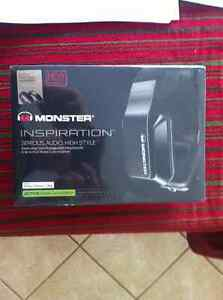 Monster Inspiration Noise Cancelling Headphones- UNOPENED