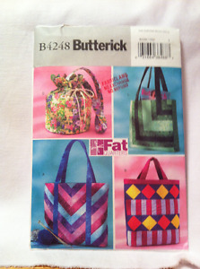 Quilt handbag Sewing Pattern