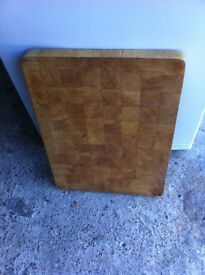 Wooden Chopping Board Large