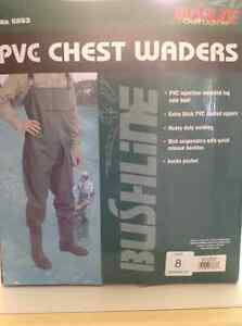 Brand New Chest Waders