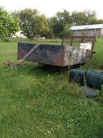 Trailer for sale  11 ft x 6 ft