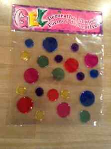NEW GEL DECORATING DOT SHAPES