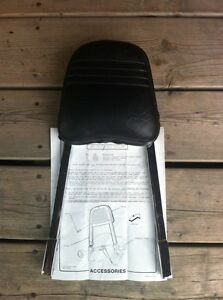 Kawasaki Vulcan 500 backrest. New.