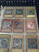 Cartes collection Yu Gi Oh