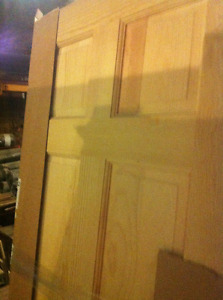 INTERIOR DOOR CLEARANCE
