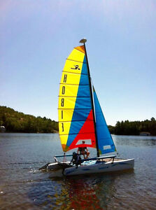 Hobie Cat Getaway Catamaran Sailboat Muskoka