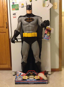 DC Classic Batman. 4 feet in height.