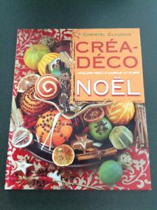 Livre *NEUF* de bricolages de Noël ou autres occasions