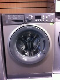 Hotpoint grey 9kg washing machine