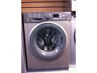 Hotpoint grey 9kg washing machine