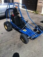 GO KART FOR SALE! JUST REPAINTED