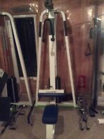 PRECOR ICARIAN Lat Pulldown Commercial Gym Equipment