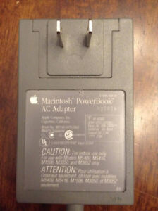 Alimentation chargeur Macintosh Powerbook M5140