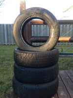 Hercules All weather tires 195/65/R15