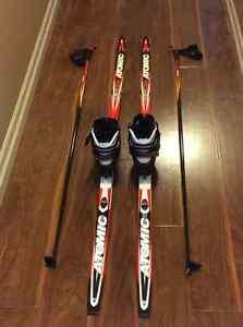 Cross Country Skate Ski Set