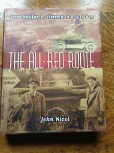 The All Red Route from Halifax to Victoria in a 1912 Reo
