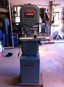 King band saw